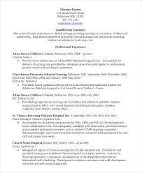 nursing resume lukex co