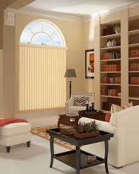 Sheer Roller Blinds For Arched Blindshunter Douglas Somner Permatilt Open Arch Traditional Living Room Jpg