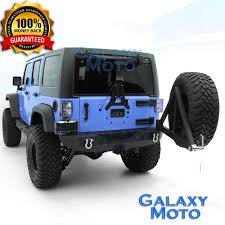 jeep yj rock crawler jeep wrangler rear bumper tire carrier rugged ridge classic rock