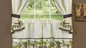 Valance Ideas For Kitchen Windows by Uncategorized Ideas For Kitchen Curtains Amazing Window