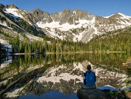 Montana Lakes images Trail report blue twin lakes crazy mountains mike renner jpg