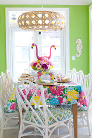 lilly pulitzer inspired luncheon southern living where to splurge