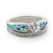 best 25 turquoise engagement rings ideas on turquoise - Turquoise Wedding Rings
