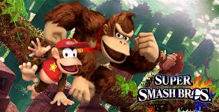 super smash bros wii u wallpapers super smash bros wii u 3ds donkey and diddy by legend tony980