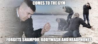 Sand Meme - guy with sand in the hands of despair meme generator imgflip