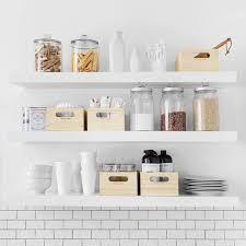 kitchen shelf storage ikea 49 ikea lack shelves ideas and hacks digsdigs