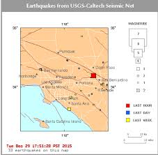 Earthquake Map Los Angeles by 4 3 Earthquake Felt In The High Desert Did You Feel It Victor