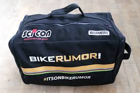 bike rain gear review custom rainbags from scicon with a couple up for grabs