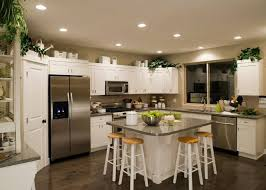 white kitchen cabinets with brown floors 36 inspiring kitchens with white cabinets and granite