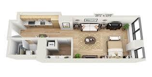 studio flat floor plan new york studio apartments floor plan of impressive 14585fp01