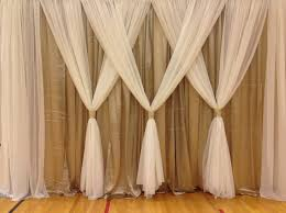 factory price wedding backdrop curtains professional factory