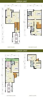 layout of villa park park villa townhouses