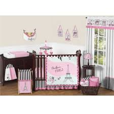 Pink Brown Crib Bedding Buy Black White And Pink Baby Bedding From Bed Bath Beyond