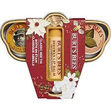 in gift burt s bees classic bee tin gift set 3 lip