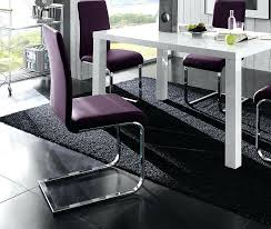 chaise salle manger design chaise de salle a manger design trendy manger violet with chaise a