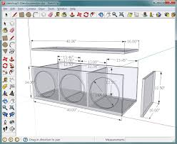 Bass Speaker Cabinet Design Plans Speaker Enclosure Volume Calculator