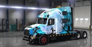 new volvo vnl volvo vnl 780 reworked edit skin v 2 0 mod american truck