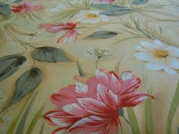 Polyester Flowers - 200 best rethinkin it on etsy vintage fabric images on pinterest