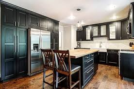 pictures of black kitchen cabinets beautiful black kitchen cabinets design ideas designing idea