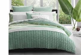 pure green tencel linen cotton lyocell quilt cover king queen high