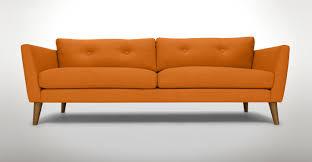 Mid Century Modern Sofa by Orange Mid Century Modern Sofa Emil Mid Century Modern Furniture