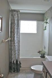 Light Gray Blackout Curtains Grey Ruffle Shower Curtain Target Picture Grey And Beige Curtains