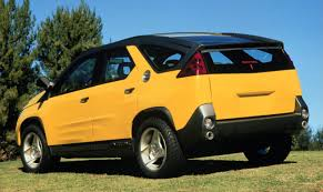 pontiac aztek red hey there u0027s a historically significant but not really all that