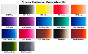 createx colors illustration airbrush paints
