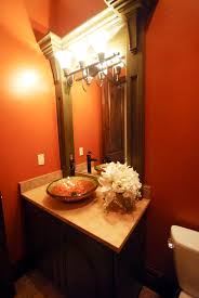 captivating guest bathroom decorating idea also marble top