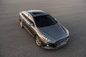 2018 hyundai sonata starts at 22 935 u2013 motor trend car news