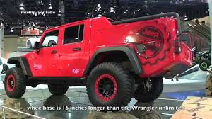 sema jeep 2016 jeep wrangler