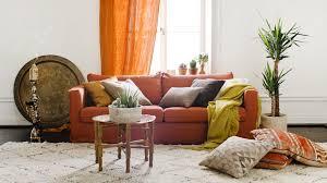 canapé ikea tissu jeu de style autour de deux canapés ikea joli place