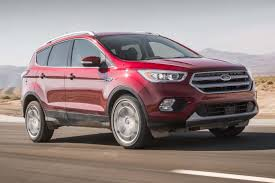 ford crossover suv ford escape 2017 motor trend suv of the year contender motor
