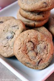 spiced eggnog chocolate chip cookies everyday made fresh