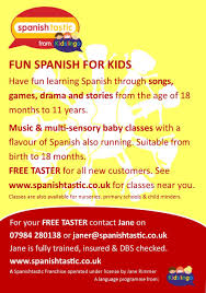 spanish classes manchester west frenchtastic u0026 kidslingo