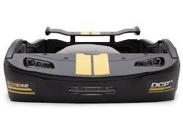 turbo race car twin bed black delta children u0027s products
