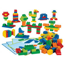 lego duplo creative brick set 45019