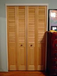 Slatted Closet Doors Slatted Closet Doors Fascinating Louvered Closet Doors For Home