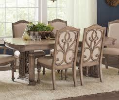 Antique Dining Furniture Ilana Antique Linen Dining Table