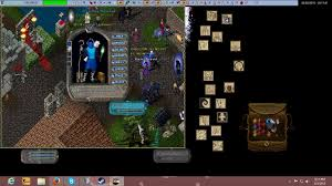 wts ice blue aesthetic wizard staff dono ultima online