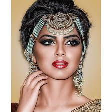 professional makeup and hair stylist indian bridal ms studio toronto bridal makeup artist