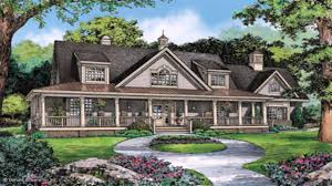 Country Home Floor Plans Wrap Around Porch by House Plans With Wrap Around Porches Hahnow