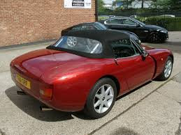 1996 tvr griffith 500 non pas for sale bespoke performance