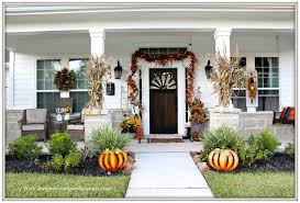 from my front porch to yours inviting fall porch farmhouse style