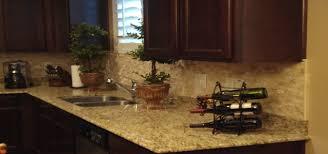 travertine kitchen backsplash installing travertine backsplash 9299