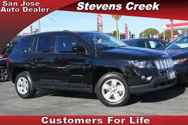jeep compass side jeep compass for sale cars and vehicles mountain view