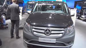 mercedes vito interior mercedes benz vito 114 cdi taxi 2017 exterior and interior in 3d