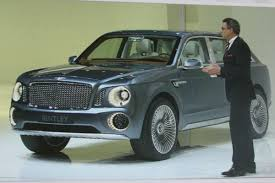bentley suv price bentley 4x4 revealed news auto express