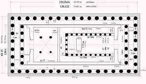 floor plan of the parthenon parthenon floor plan labeled thefloors co