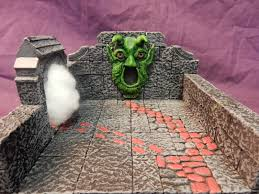 Tomb Of Horrors Map Down Under Dm The Tomb Of Horrors Complete 3d Build